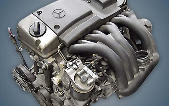 Двигатель ОМ605