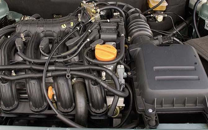 Где находится номер двигателя