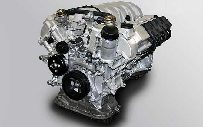 M113 двигатель