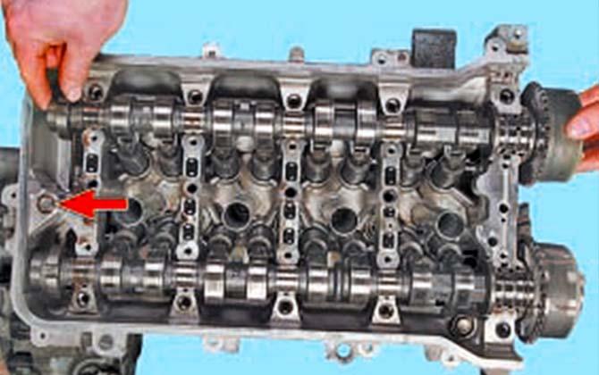 Конструкция мотора