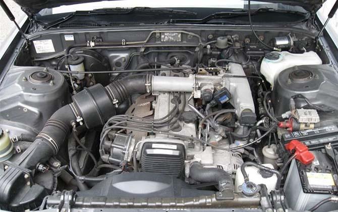 Описание устройства мотора 1G-FE