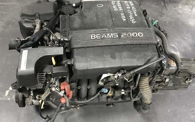 1G-FE BEAMS