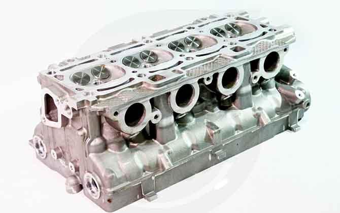 Устройство двигателя с 16 клапанами