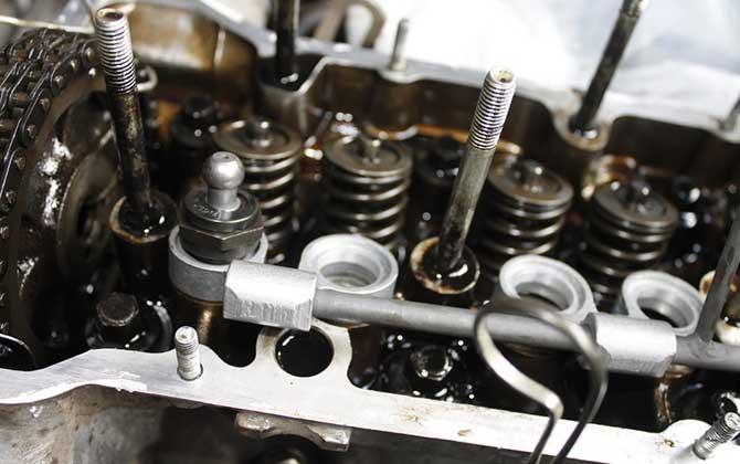 Использование гидрокомпенсаторов на ВАЗ