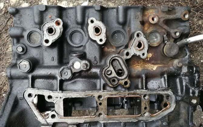 Блок мотора
