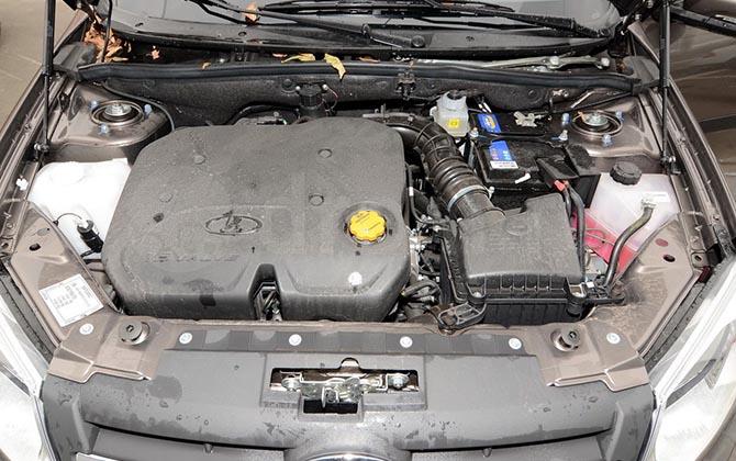 мотор 21127