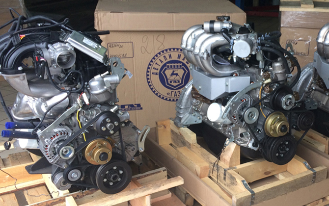 Цена на двигатель УМЗ 4216