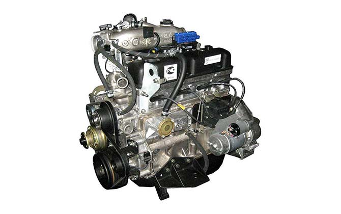 Технические характеристики двигателя УМЗ 4216