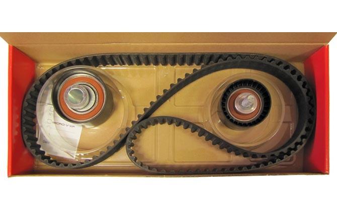 Комплект ремня ГРМ для ВАЗ 21127
