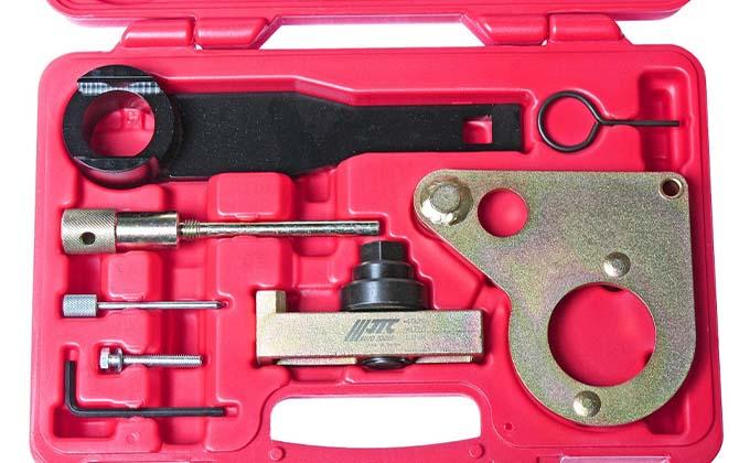 Инструменты для смены цепи