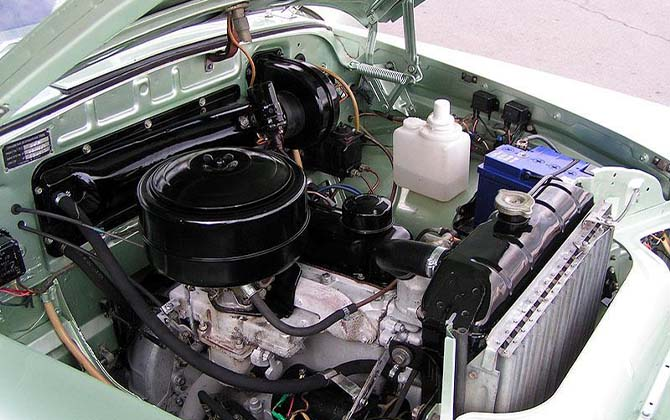 Двигатель 21