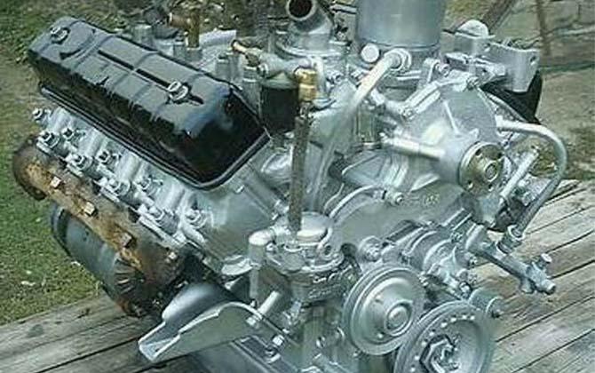 Движок Газ 53