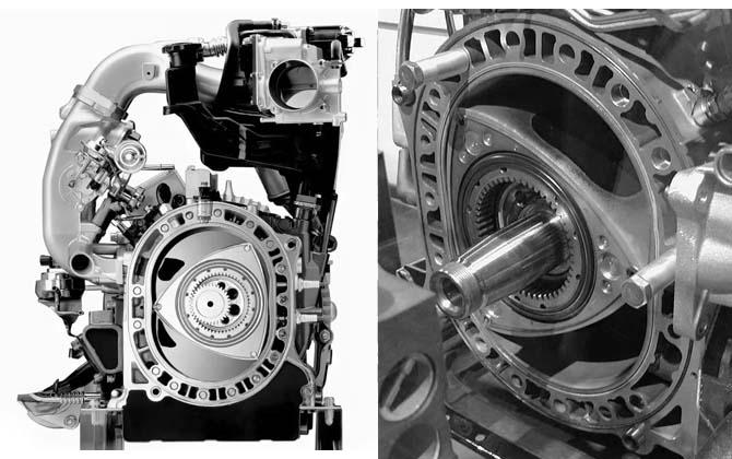 оторно-поршневой мотор