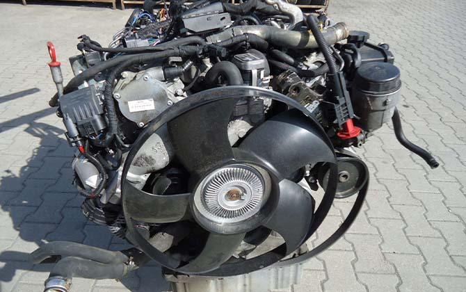 Мотор Спринтера