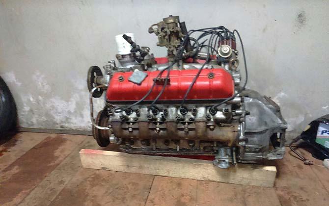 ЗМЗ 523