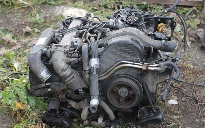 Двигатель 3 С ТЕ